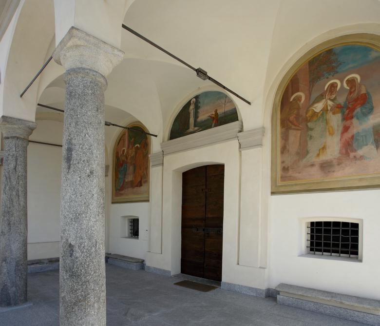 Restauro S. M. Nascente Cardano al Campo