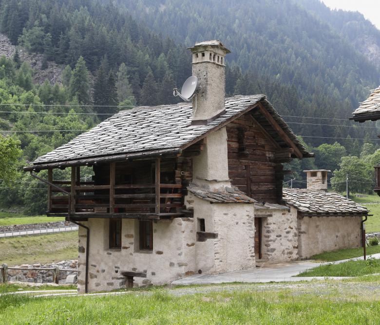 Intervento di valorizzazione e conservazione dell'architettura